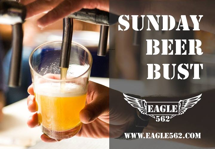 Sunday Beer Bust à Long Beach le dim.  8 septembre 2019 de 15h00 à 21h00 (After-Work Gay)