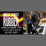 West Coast Rubber 2019 Victory Party in Long Beach le So 14. April, 2019 15.00 bis 19.00 (Clubbing Gay)