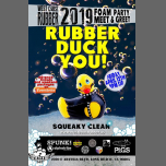 Rubber Duck You! WCR 2019 Foam Party Meet & Greet en Long Beach le vie 12 de abril de 2019 21:00-02:00 (Clubbing Gay)