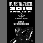 Mr. West Coast Rubber 2019 en Long Beach del 12 al 14 de abril de 2019 (Clubbing Gay)
