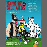 Tuesday Barking Billiards Human Pup! en Long Beach le mar 12 de marzo de 2019 20:00-02:00 (Clubbing Gay)