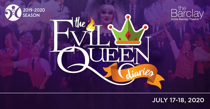 MenAlive: The Evil Queen Diaries a Irvine le sab 18 luglio 2020 15:00-17:00 (After-work Gay)