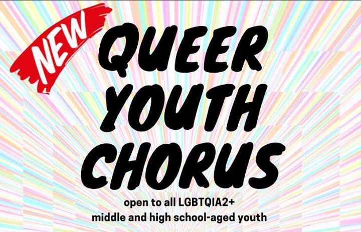 Queer Youth Chorus in San Diego le Sa 13. Juli, 2019 13.00 bis 13.15 (Festival Gay, Lesbierin)