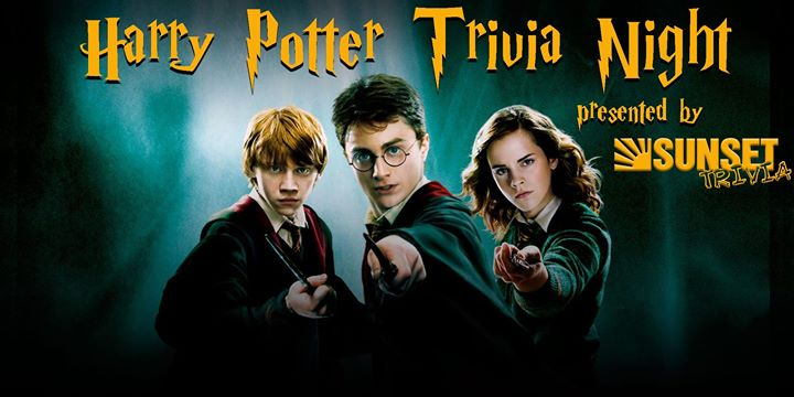 Harry Potter Trivia (Hillcrest) in San Diego le Fri, October  4, 2019 from 07:00 pm to 09:00 pm (After-Work Gay)