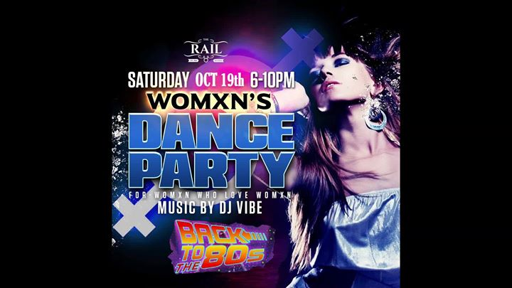 Lez Dance with DJ Vibe Oct 19th in San Diego le Sat, October 19, 2019 from 06:00 pm to 10:00 pm (After-Work Gay)