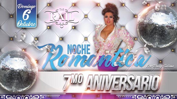 7th Aniversario de noche romántica con Daisy salinas in San Diego le Sun, October  6, 2019 from 09:00 pm to 02:00 am (Clubbing Gay)