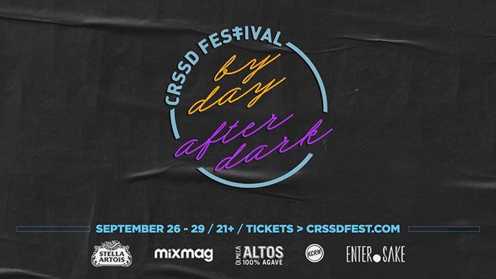 San DiegoCRSSD After Dark: Umek, Tinlicker, + more2019年10月29日,22:00(男同性恋, 女同性恋 俱乐部/夜总会)