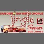 SDGMC's Jingle Bus Cruise to Sycuan Casino à San Diego le sam.  2 décembre 2017 de 16h00 à 21h30 (After-Work Gay)