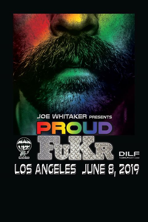 FuKR Los Angeles Pride Private Warehouse Event by Joe Whitaker à Los Angeles le sam.  8 juin 2019 de 22h00 à 06h00 (Clubbing Gay)
