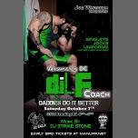 DILF Washington DC COACH Party by MAN UPP & Joe Whitaker à Washington D.C. le sam.  7 octobre 2017 de 20h00 à 03h00 (Clubbing Gay)