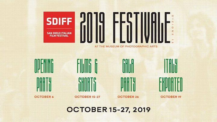 FeStivale 2019: Euforia + Vale la Pena en San Diego le mar 15 de octubre de 2019 19:30-22:15 (Cine Gay, Lesbiana, Trans, Bi)
