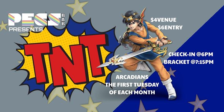 TNT#3 Arcadian Singles Tourney en San Diego le mar  1 de octubre de 2019 a las 18:00 (After-Work Gay)