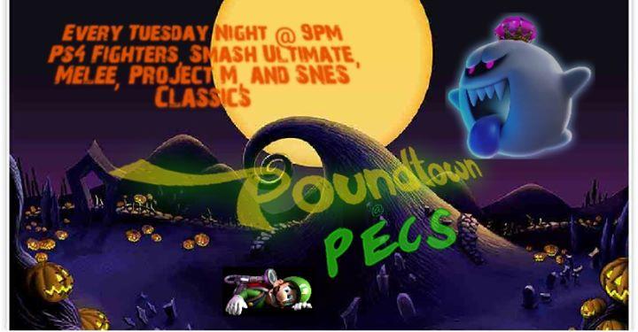 PoundTown @PECS a San Diego le mar 26 novembre 2019 21:00-01:00 (Clubbing Gay)