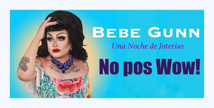 No Pos Wow! in San Diego le Fr 15. November, 2019 22.30 bis 00.00 (After-Work Gay)
