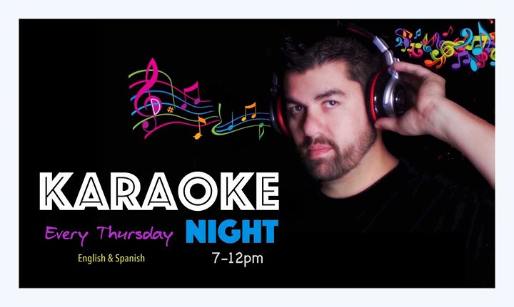 Karaoke Night! in San Diego le Do  1. August, 2019 19.00 bis 00.00 (After-Work Gay)