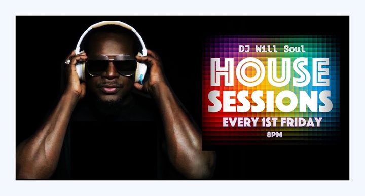 House Sessions à San Diego le ven.  1 novembre 2019 de 20h00 à 01h30 (After-Work Gay)