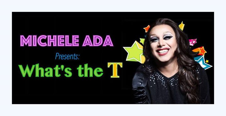 What's the T? in San Diego le Fri, February 21, 2020 from 08:30 pm to 11:00 pm (After-Work Gay)