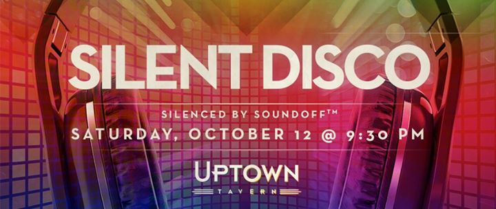 Silent Disco Dance Party! in San Diego le Sa 12. Oktober, 2019 21.30 bis 01.00 (Clubbing Gay)