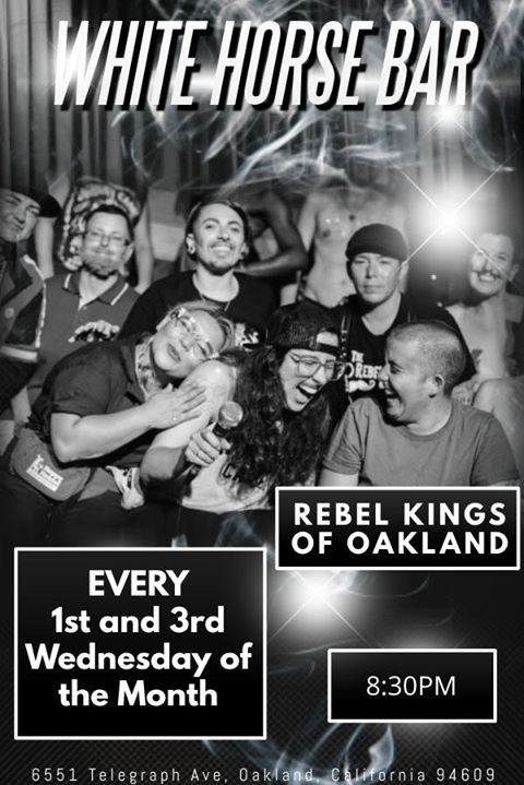 RKO Presents: in Oakland le Wed, September  4, 2019 from 08:00 pm to 02:00 am (Clubbing Gay)