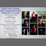 Drag for a Cause: Post Valentine's Day à Oakland le mer. 21 février 2018 de 20h00 à 23h59 (Clubbing Gay)