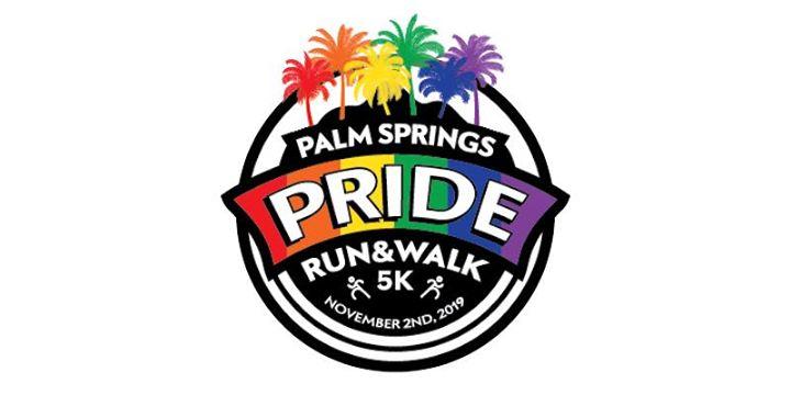2019 Palm Springs Pride 5k Run and Walk en Palm Springs le sáb  2 de noviembre de 2019 08:00-10:00 (Festival Gay, Lesbiana, Trans, Bi)