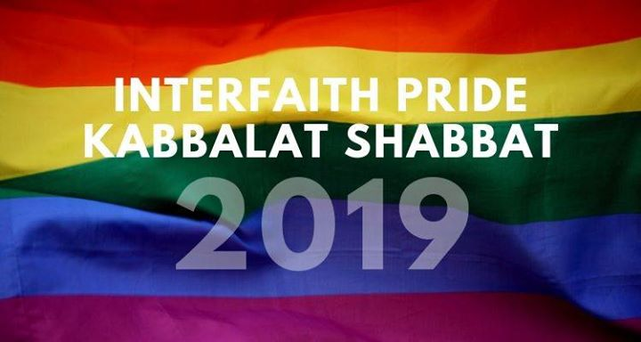 Interfaith Pride Kabbalat Shabbat 2019 en Palm Springs le vie  1 de noviembre de 2019 18:30-19:30 (Festival Gay, Lesbiana, Trans, Bi)