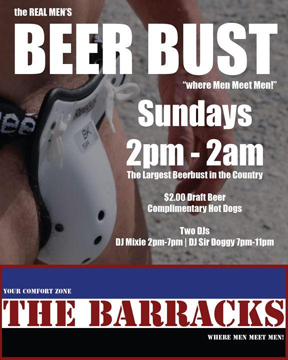 World Famous Beer Bust en Cathedral City le dom  1 de diciembre de 2019 14:00-02:00 (After-Work Gay)