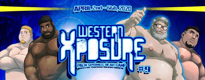 Western Xposure #9 - April 2020 en Cathedral City del  2 al  6 de abril de 2020 (Festival Gay)