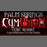 CumUnion Palm Springs a Cathedral City le sab 16 novembre 2019 22:00-04:00 (Clubbing Gay)