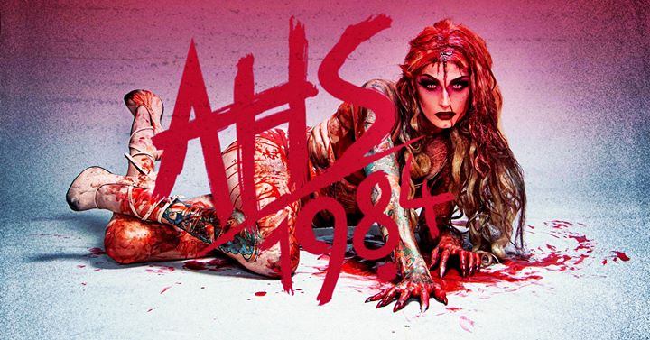 AHS 1984: Viewing Party with Nocturna Lee Mission en Minneapolis le mié 18 de septiembre de 2019 20:30-22:00 (After-Work Gay)