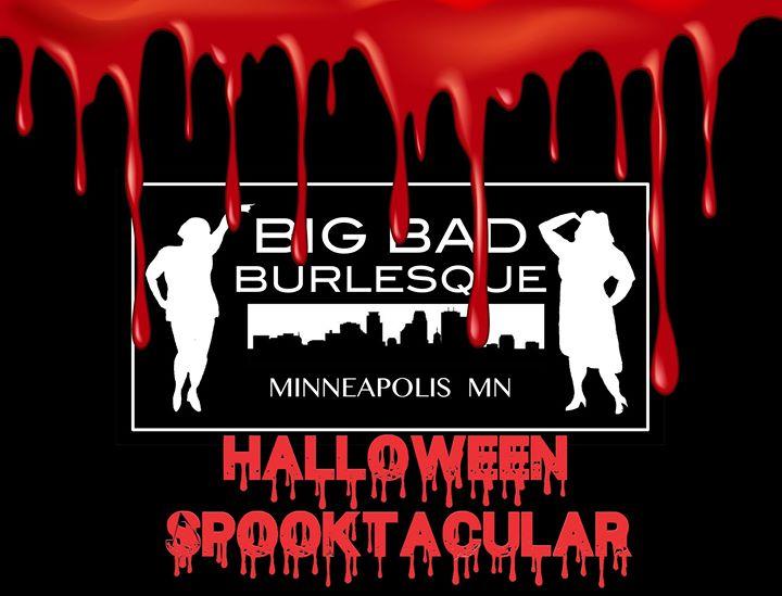 Big Bad Burlesque Halloween Spooktacular en Minneapolis le sáb  2 de noviembre de 2019 19:00-21:00 (After-Work Gay)