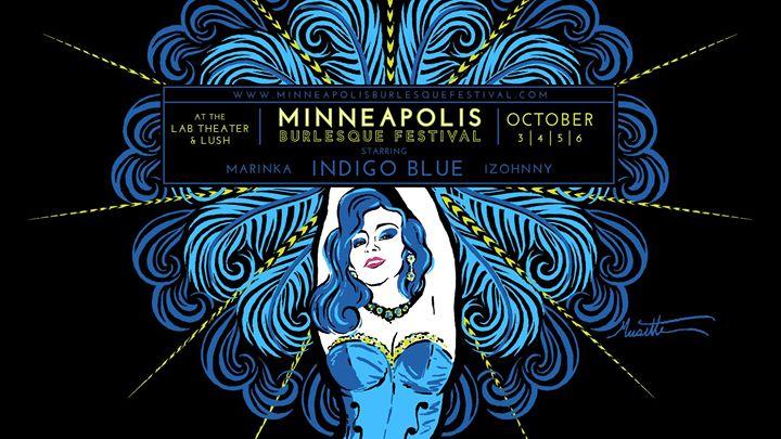 The 2019 Minneapolis Burlesque Festival in Minneapolis from  3 til October  6, 2019 (Festival Gay)