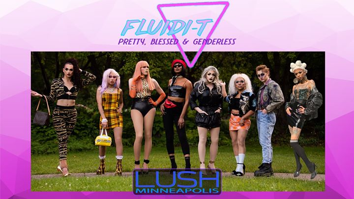 Fluidi-T: September Drag Show en Minneapolis le mar 17 de septiembre de 2019 20:00-22:00 (After-Work Gay)