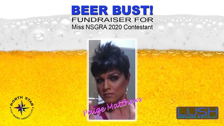Beer Bust Fundraiser: Miss NSGRA en Minneapolis le sáb 28 de septiembre de 2019 17:00-20:00 (After-Work Gay)