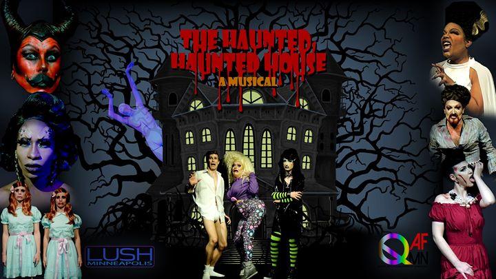 The Haunted Haunted House en Minneapolis le vie 25 de octubre de 2019 18:30-21:00 (After-Work Gay)