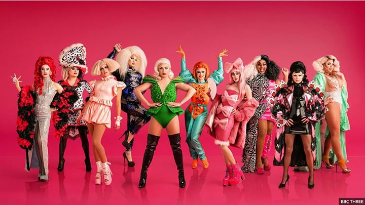 RuPaul's Drag Race UK in Minneapolis le Fri, October 25, 2019 from 07:00 pm to 09:00 pm (After-Work Gay, Bear)