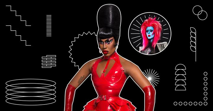 Shea Couleé LIVE w/ Biqtch Puddin (Dragula) en Minneapolis le dom 24 de noviembre de 2019 19:00-22:00 (After-Work Gay, Oso)