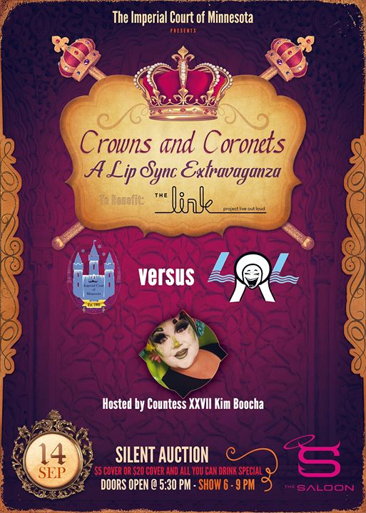 Crowns and Coronets em Minneapolis le sáb, 14 setembro 2019 17:30-21:00 (After-Work Gay, Bear)
