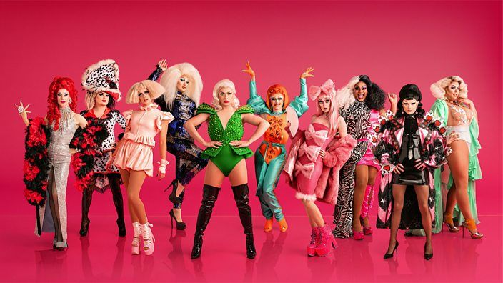 RuPaul's Drag Race UK in Minneapolis le Fr 15. November, 2019 19.00 bis 20.30 (After-Work Gay)