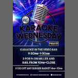 Karaoke Wednesday at the eagleBOLTbar en Minneapolis le mié  3 de abril de 2019 21:30-01:30 (Clubbing Gay)