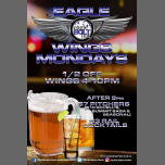 Mondays at the eagleBOLTbar à Minneapolis le lun. 25 mars 2019 de 21h00 à 02h00 (Clubbing Gay)