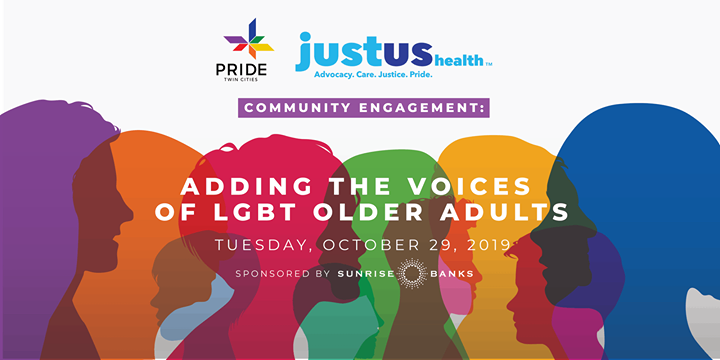 Community Engagement: Adding the Voices of LGBT Older Adults a Minneapolis le mar 29 ottobre 2019 18:00-20:00 (Incontri / Dibatti Gay, Lesbica, Trans, Bi)