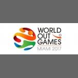 World OutGames Miami Volleyball à Miami Beach du 26 mai au  4 juin 2017 (Sport Gay, Lesbienne, Trans, Bi)