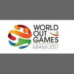 World OutGames Miami Basketball à Miami du 28 mai au  2 juin 2017 (Sport Gay, Lesbienne, Trans, Bi)