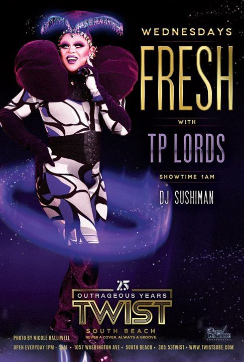 FRESH Wednesdays! in Miami le Mi 17. Juli, 2019 23.00 bis 05.00 (Clubbing Gay)