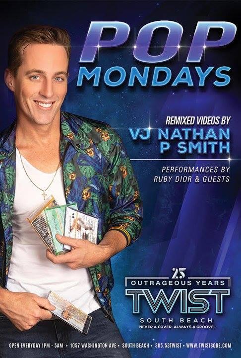 POP Mondays em Miami le seg, 22 julho 2019 23:00-05:00 (Clubbing Gay)