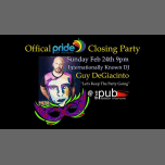 Official Pride Closing Night Party à Wilton Manors le dim. 24 février 2019 de 21h00 à 02h00 (Clubbing Gay, Lesbienne, Trans, Bi)