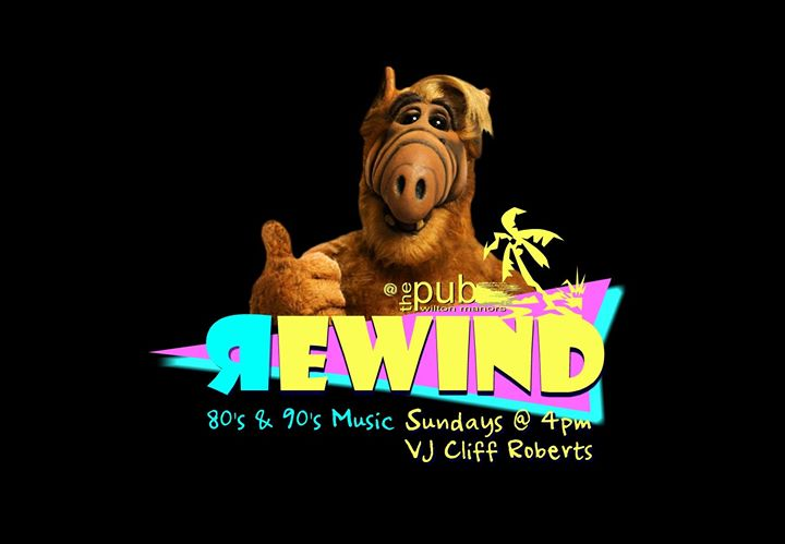 Rewind / The Best Of The 80's & 90's em Wilton Manors le dom, 21 julho 2019 16:00-20:00 (After-Work Gay)