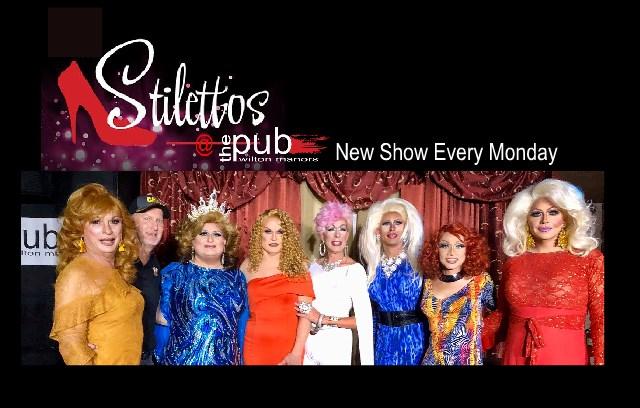 Stilettos new show Monday en Wilton Manors le lun 24 de febrero de 2020 20:00-22:00 (After-Work Gay)