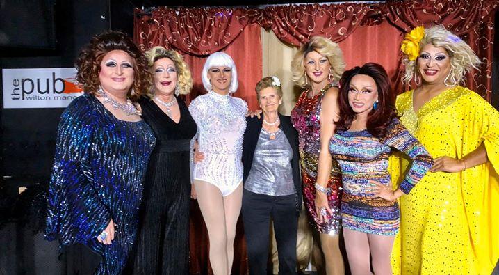 Stilettos new show Monday en Wilton Manors le lun 10 de febrero de 2020 20:00-22:00 (After-Work Gay)